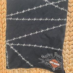 Harley Davidson  motorcycle neck hair wrap